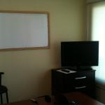 Sala de capacitacion de BM Business Partners